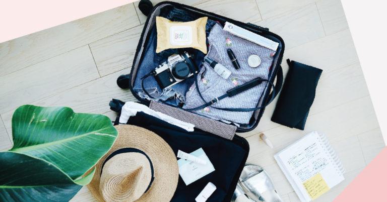 2020旅行清單懶人包|旅行必備用品一篇帶全