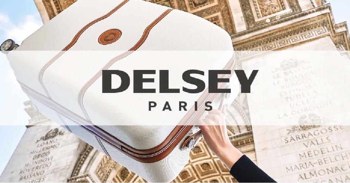 全世界最安全行李箱品牌|法國大使DELSEY全系列經典開箱