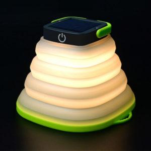 燈籠戶外摺疊燈|太陽能USB雙充電
