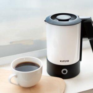 Kinyo《雙電壓旅行快煮壺AS-HP80》