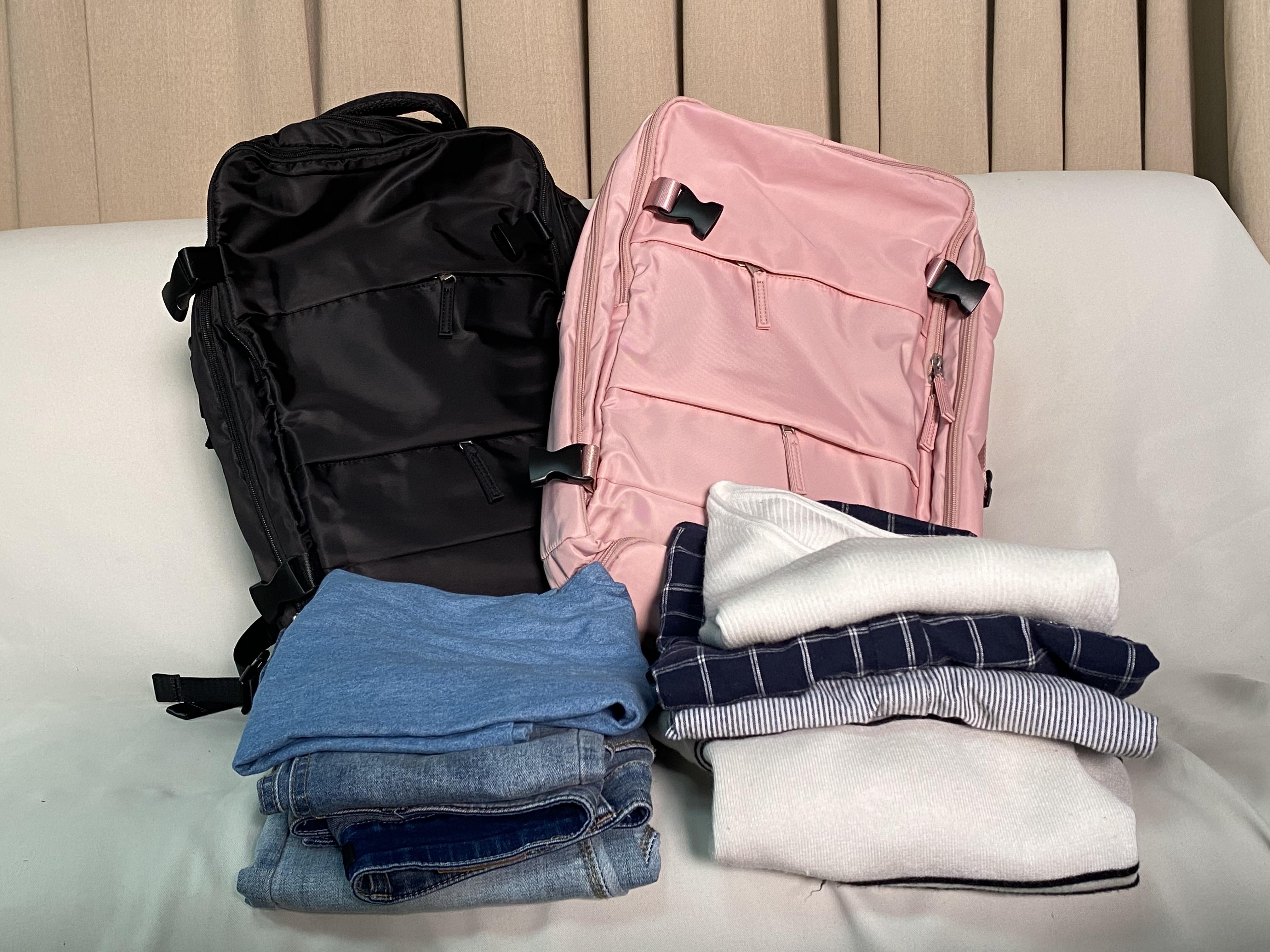 18吋行李箱大容量設計